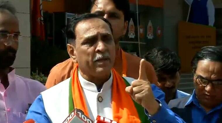 Gujarat: Farmer tries to commit suicide at CM Rupani's event over land encroachment