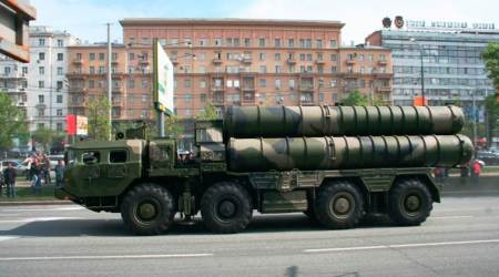 Russia to send newer, S-300 missile defense systems toSyria