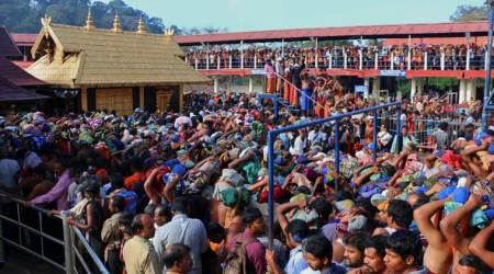 At 41, woman IAS officer trekked Sabarimala with court order two decadesago