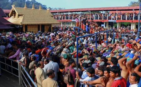 SC removes gender barrier, throws open Sabarimala to women of all ages