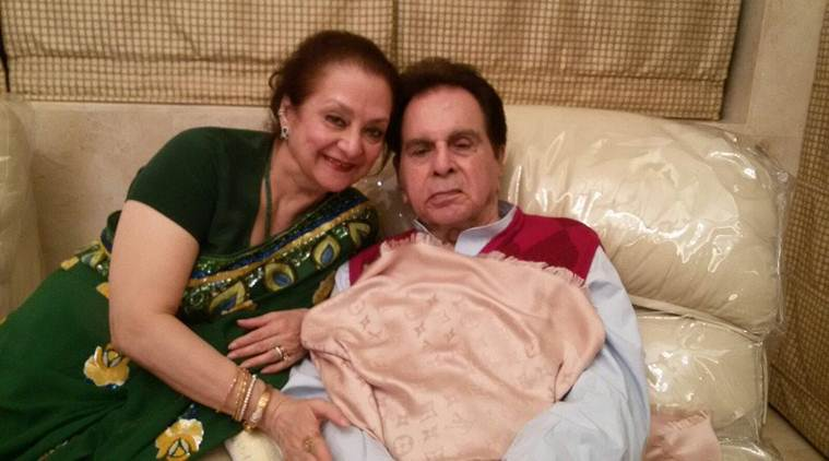 dilip kumar in icu for pneumonia