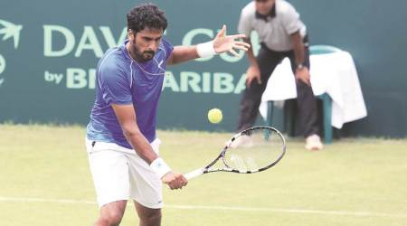 Davis Cup: Double disappointment for India