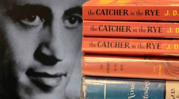 Surprise! Publisher to celebrate J D Salinger centennial