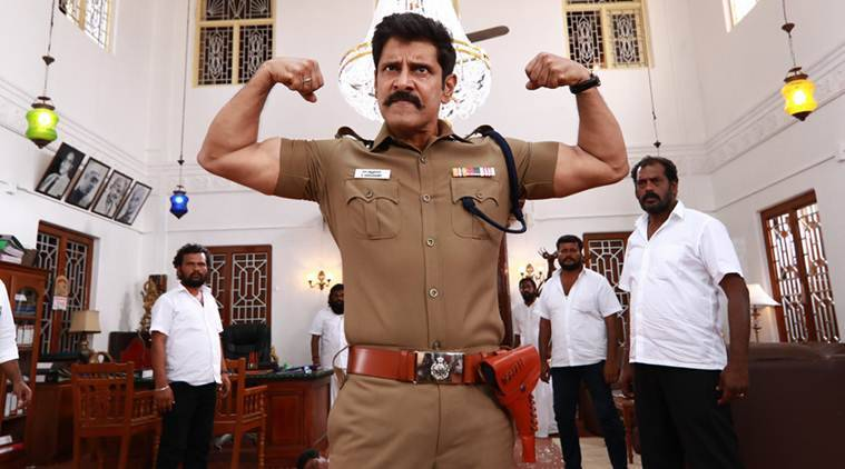 Saamy Square movie review