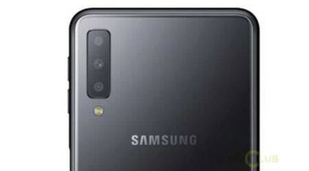 Samsung Galaxy A7 (2018) spotted online, Galaxy A9 Star Pro to sport four rear camers