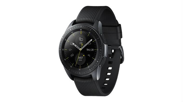 Samsung Galaxy Watch launched in India: Price, specifications andfeatures
