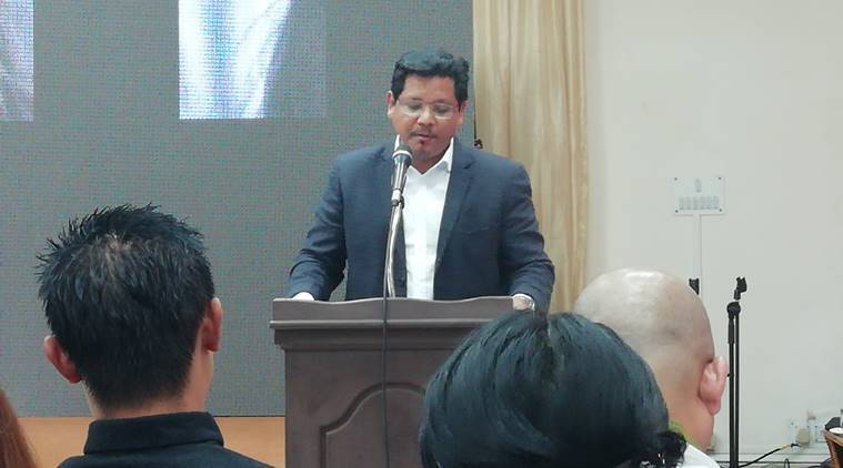 conrad sangma, npp mizoram unit, National People's Party, Meghalaya Chief Minister, mizoram government, north east news