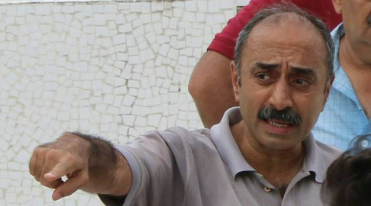 Former Gujarat IPS officer Sanjiv Bhatt arrested for allegedly framing lawyer in 1996 case