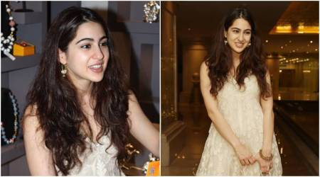 Sara Ali Khan gives lessons on chic and comfortable fashion in a maxi dress
