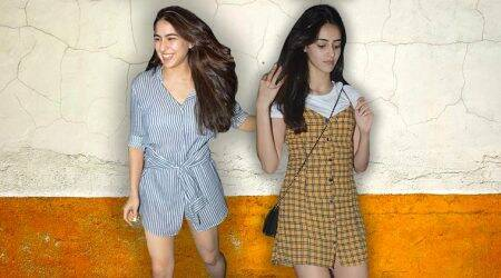 Sara Ali Khan or Ananya Panday: Whose style would you recreate?