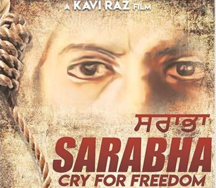 Wings of freedom, indian filmmaker, the black prince, indian express talk page, kavi razon, kartar singh sarabha, ghadar movement