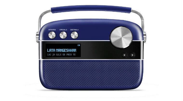 Saregama Carvaan Premium launched in India along with a companion app