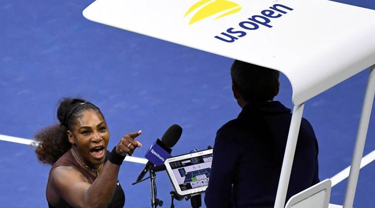 Serena's coach pleads for honest, open on-court coaching
