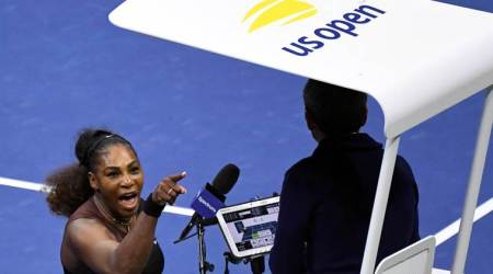 Surprised umpire Carlos Ramos didn't give Serena Williams a soft warning first: Vijay Amritraj