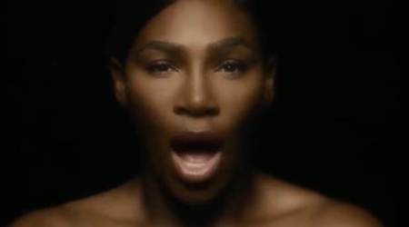 WATCH: Serena Williams' powerful video for Breast CancerAwareness