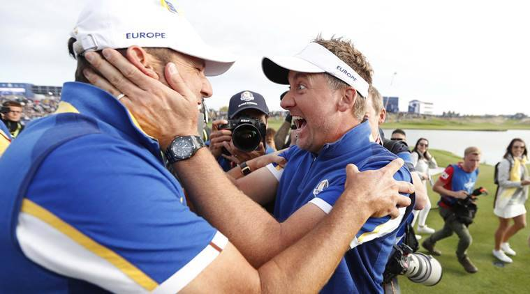 Reaction to Europe's Ryder Cup victory over United States