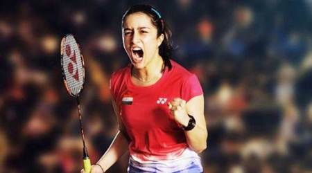 Shraddha Kapoor's first look from Saina Nehwal biopic isout