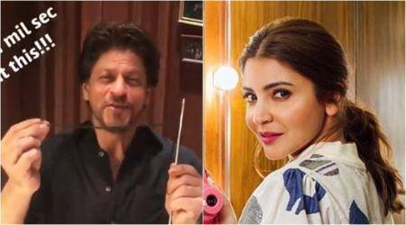 Shah Rukh Khan is the winner of Sui Dhaaga challenge, declares Anushka Sharma