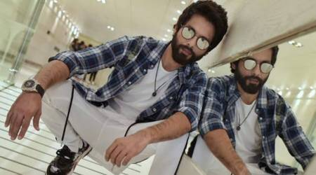 Batti Gul Meter Chalu actor Shahid Kapoor on getting boxed as 'chocolate boy': There were no options