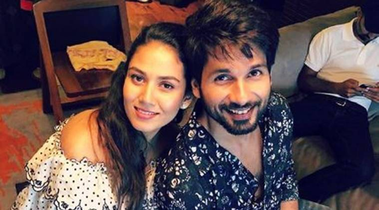 shahid kapoor blessed with a baby boy