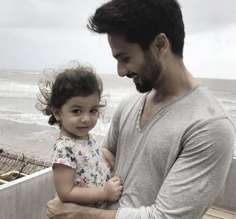 shahid kapoor daughter Misha