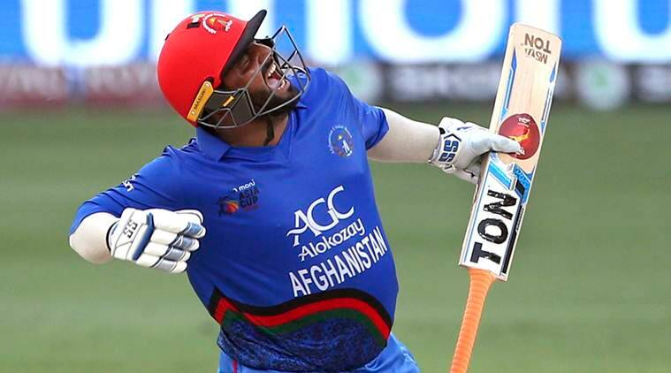 Mohammad Shahzad scored 124 runs off 116 balls against India in Super Four match of Asia Cup (photo - getty)
