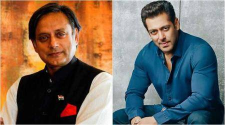 When Shashi Tharoor was offered a role in a Salman Khan movie