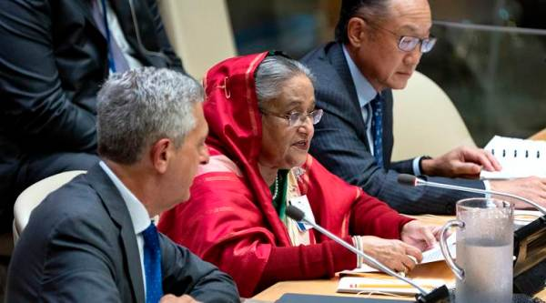 Myanmar's delaying tactics blocking Rohingya return: Bangladesh PM Sheikh Hasina