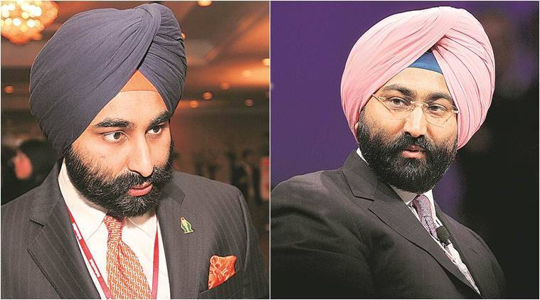 business news, rhc holding, religare, malvinder mohan singh, shivinder mohan singh, religare notice, religare enterprises limited, indian express news