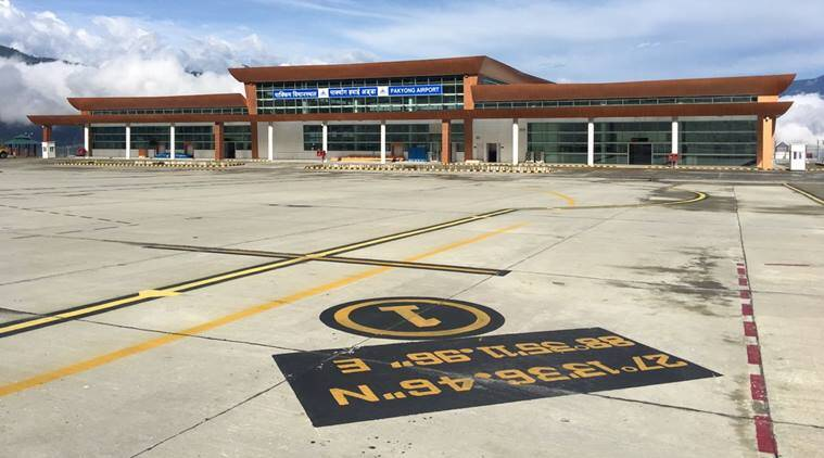 PM Modi inaugurates Sikkim's first airport, to run commercial operations from Oct 4