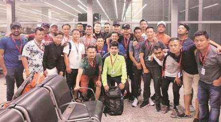 Vijay Hazare Trophy: No hired guns in the Sikkim team, only localplayers