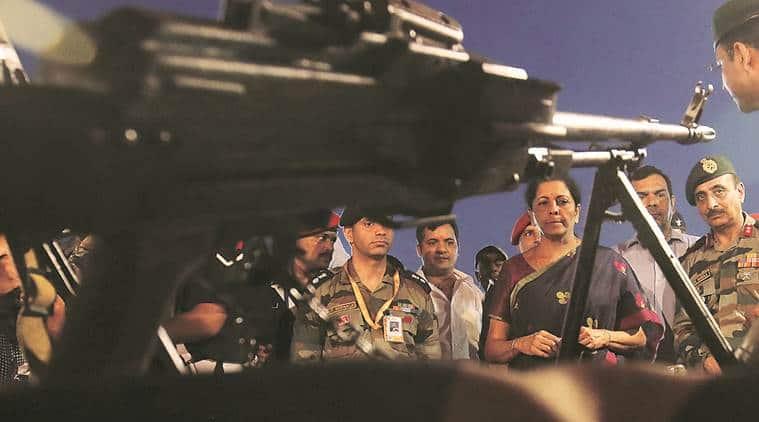 Surgical Strike, Surgical Strike video, Nirmala Sitharaman, Narendra Modi, Parakram parv, Indian army, Surgical Strike celebration, India news, Indian express news