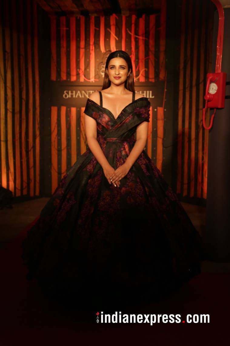 Parineeti Chopra, Parineeti Chopra latest photos, Parineeti Chopra fashion, Parineeti Chopra Brides Today magazine cover, Parineeti Chopra Arjun Kapoor, indian express, indian express news