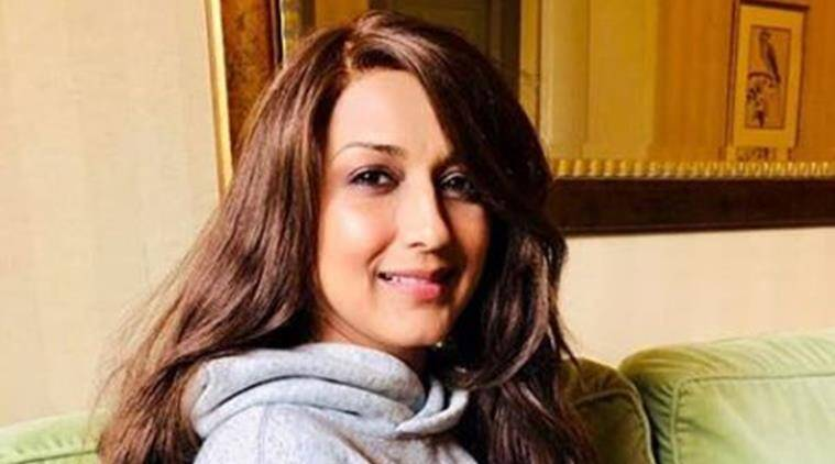sonali bendre new look