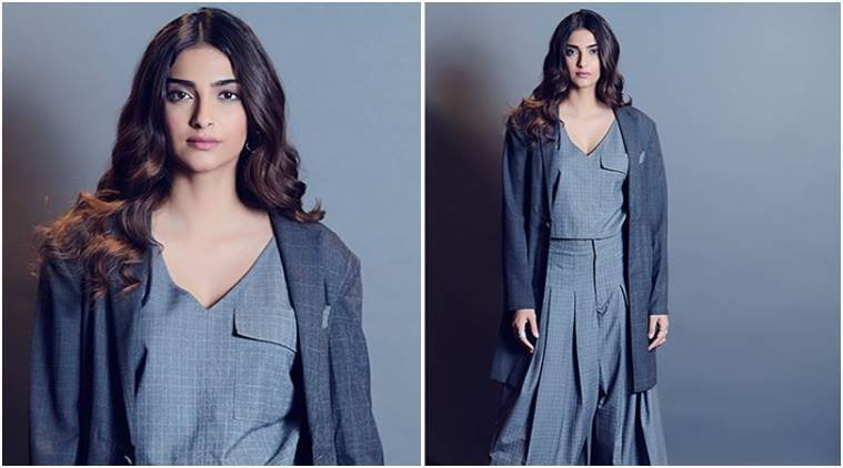 Sonam Kapoor, sonam kapoor fashion, sonam kapoor latest news, sonam kapoor latest pics, sonam kapoor updates, celeb fashion, bollywood fashion, indian express, indian express news