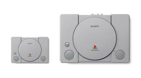 Sony PlayStation Classic announced with 20 popular titles like Final Fantasy VII, Tekken 3 etc.