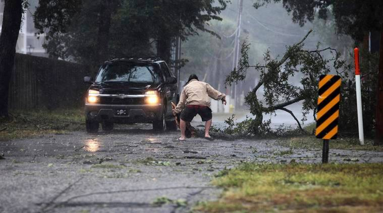 One person has died in South Carolina as a result of Florence