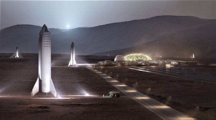 Japanese billionaire to invite artists to fly on SpaceX moon mission