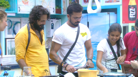 Bigg Boss 12, September 18 episode highlights: It is Sreesanth vs Khan sisters