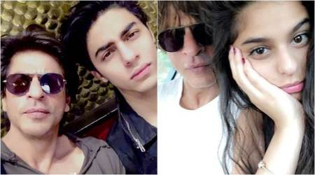 Shah Rukh Khan: I want Suhana and Aryan to learn that there's nothing calledimpossible