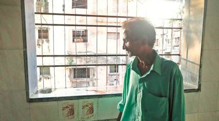 Chawl helps family pick up the pieces