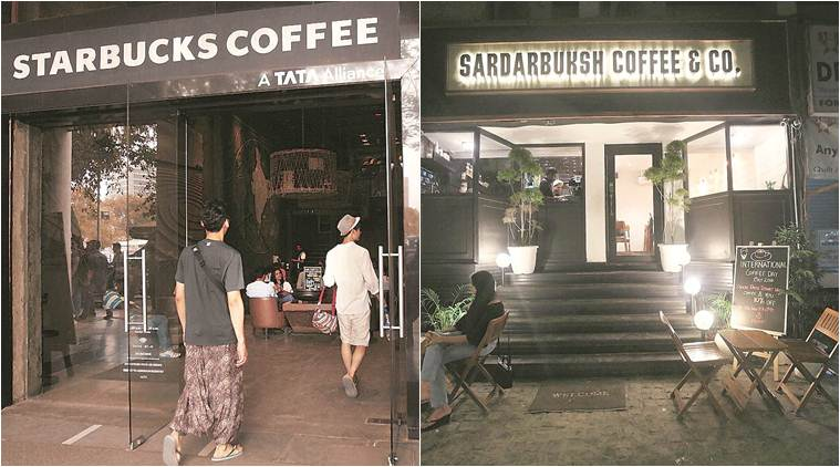 In July, Starbucks filed a lawsuit in the HC against the local chain for copying the company's name and logo