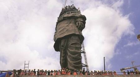 Iron Man 2: The making of world's tallest statue of Sardar Patel
