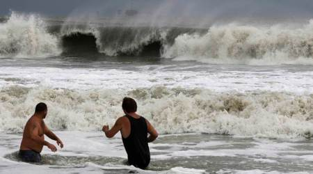 Tropical Storm Gordon strengthens, churns toward US GulfCoast