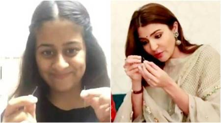 Sui Dhaaga challenge: People trying to thread needle is the latest viral game