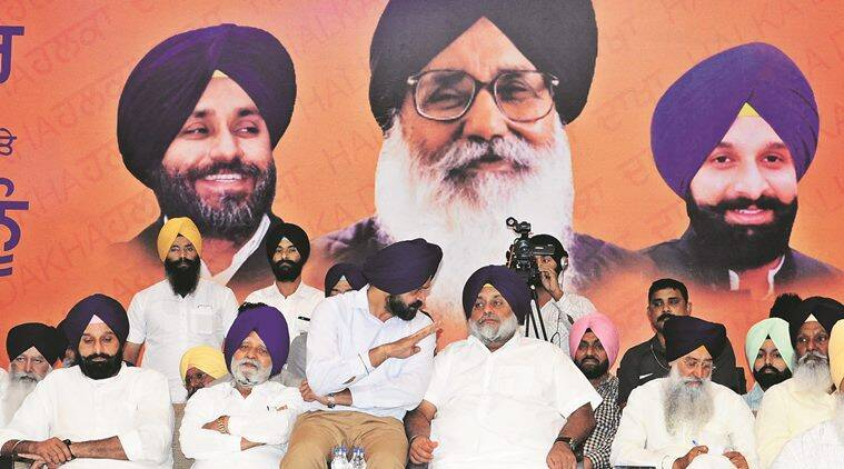 Sukhbir Badal: Patiala rally will wake up 'Raja Captain' from deep slumber