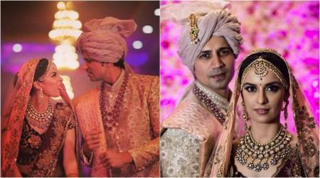 Inside Sumeet Vyas and Ekta Kaul's wedding