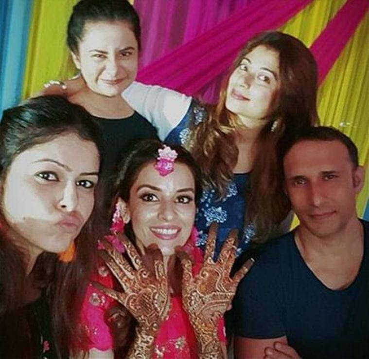 sumeet vyas pre-wedding ceremonies