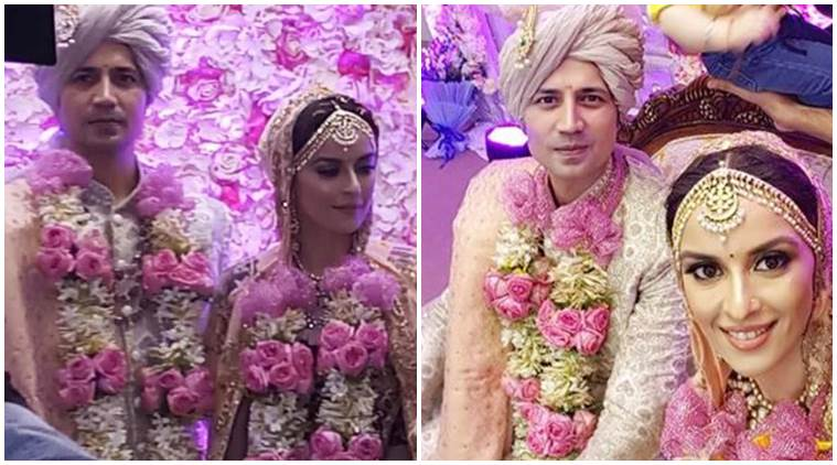 Sumeet Vyas ties the knot with Ekta Kaul: Meet the 'Permanent Roommates'