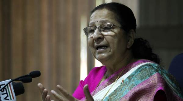 Priyanka Gandhi's entry shows Rahul can't handle politics alone: Sumitra Mahajan